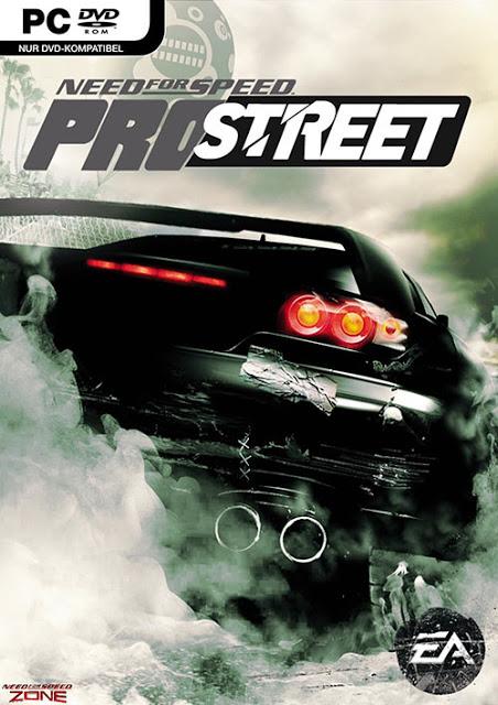โหลดเกมส์-Need-For-Speed-Prostreet