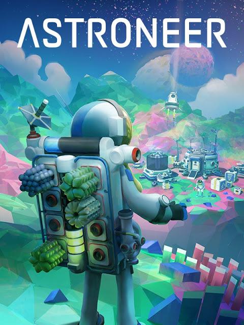 โหลดเกมส์ [PC] ASTRONEER ไฟล์เดียว [ 2.3 GB] เกมอวกาศ