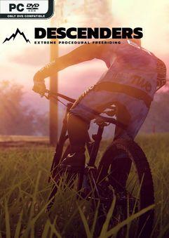โหลดเกมส์ฟรี [PC] DESCENDERS BIKE PARKS เกมปั่นจักรยานวิบาก
