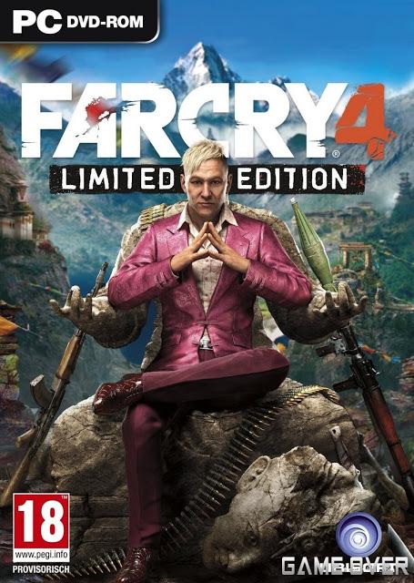 โหลดเกมส์ Far Cry 4 ไฟล์เดียวจบ