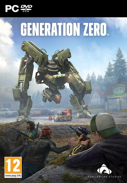โหลดเกมส์ Generation Zero 28 GB