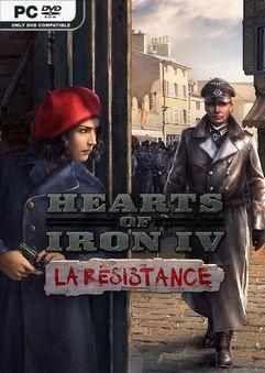 โหลดเกมส์ [PC] HEARTS OF IRON IV LA RESISTANCE | 2.7 GB