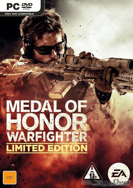 โหลดเกมส์ [PC] MEDAL OF HONOR WARFIGHTER | ลิ้งเดียวจบ | เกมส์สงครามทหารโหด