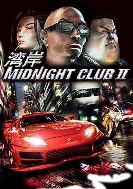 โหลดเกมส์ [PC] Midnight Club 2 | รถแข่งสเปคต่ำ