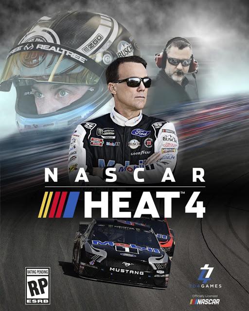 โหลดเกมส์ [PC] NASCAR HEAT 4 GOLD EDITION -CODEX