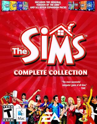 โหลดเกมส์ [PC] The Sims Complete Collection ภาคแรก | ไฟล์เดียวจบ