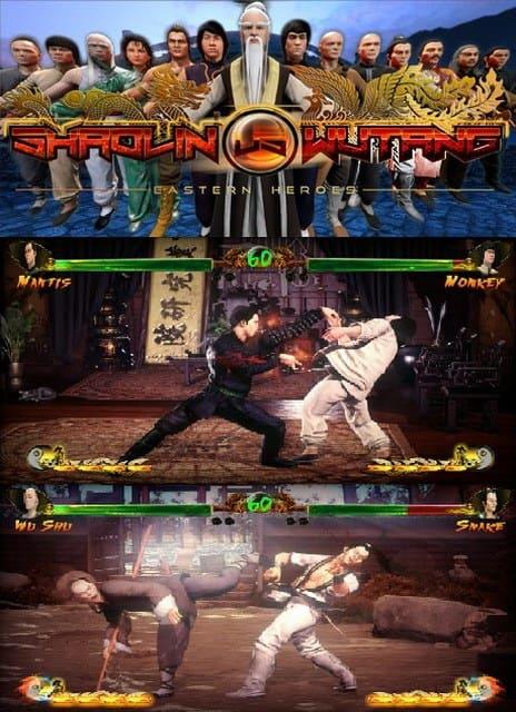 โหลดเกมส์ [PC] Shaolin vs Wutang | เกมต่อสู้สุดมันส์