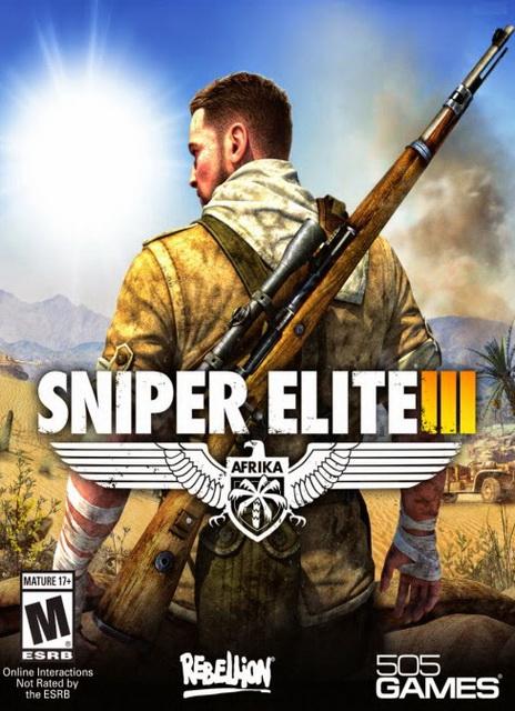 ดาวน์โหลดเกมส์ [PC] Sniper Elite 3 – PLAZA |เกมส์สไนเปอร์ ภาค 3