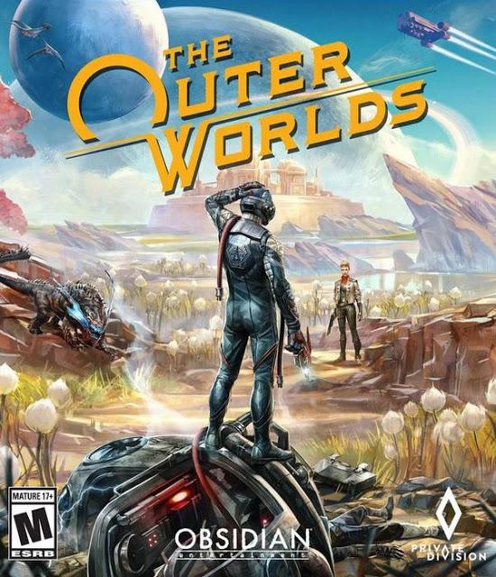 The Outer Worlds ไฟล์เดียว