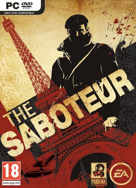 โหลดเกมส์ [PC] The Saboteur | เกมส์แนวผจญภัยไปกับมือสไนท์เปอร์