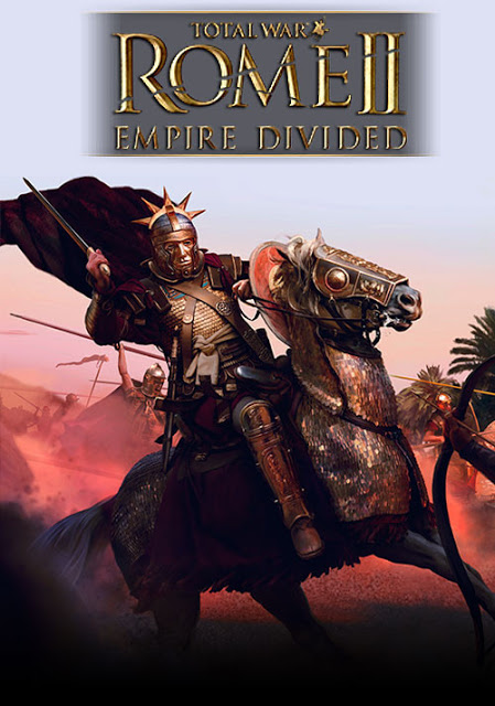 Total War Rome II Empire Divided เกมส์แนวศึกสงครามยกทัพ