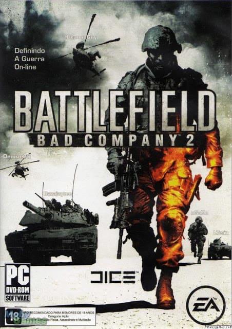 โหลดเกมส์ [PC] Battlefield Bad Company 2 | ภารกิจพิชิตสงครามดุเดือด [ONE2UP]