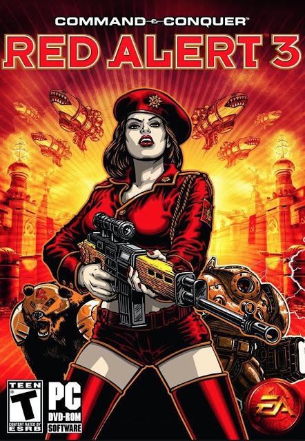 โหลดเกมส์ [PC] Command & Conquer: Red Alert 3 | 14.5 GB ไฟล์เดียว